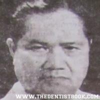 Dr. Eladio R. Aldecoa(+) 1930-32, 1934-36