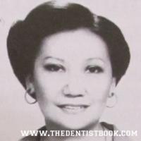 Dr. Cristina N. Mariano(+) 1984-85