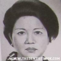 Dr. Estelita R. Olivas(+) 1980-81