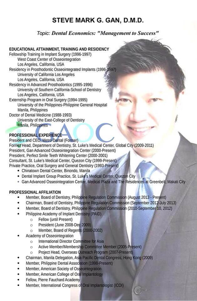 Antipolo City Dental Chapter 14th Induction page 3